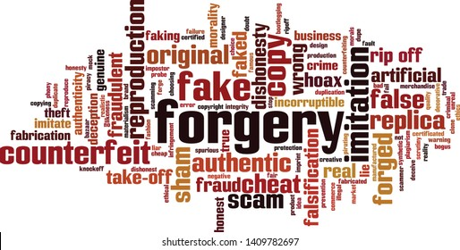 Investigation of cases of Forgery, Cheating and misappropriation.